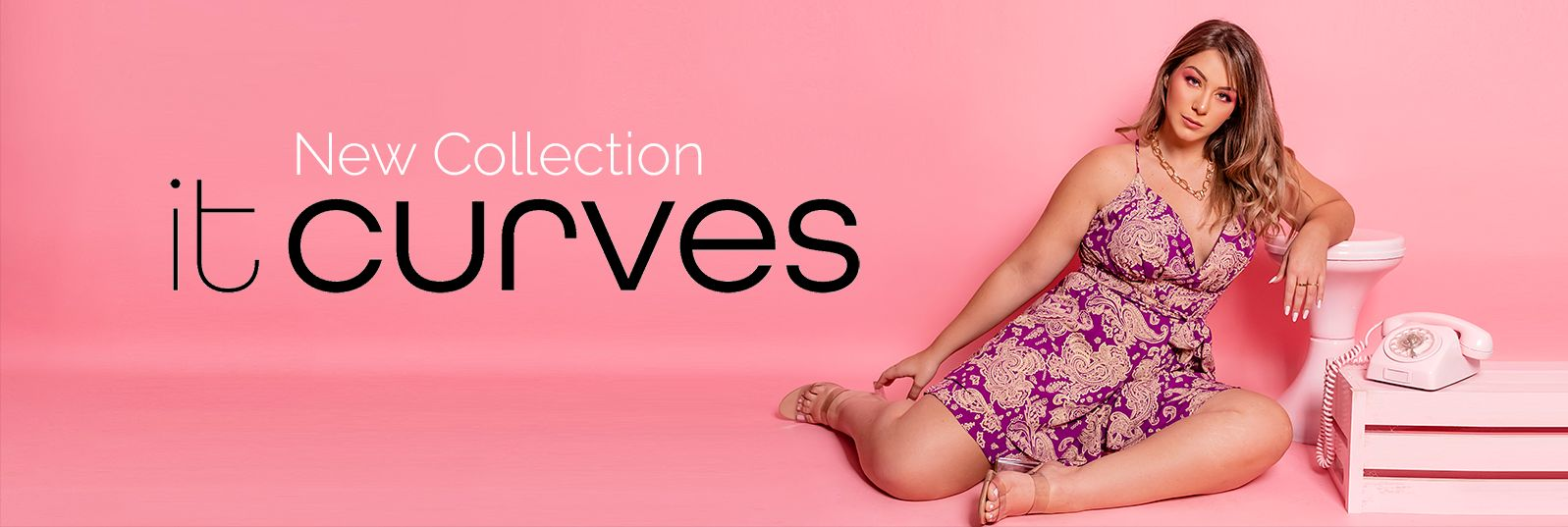 It Curves - New Collection