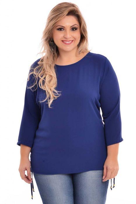 Blusa Lorena Plus Size