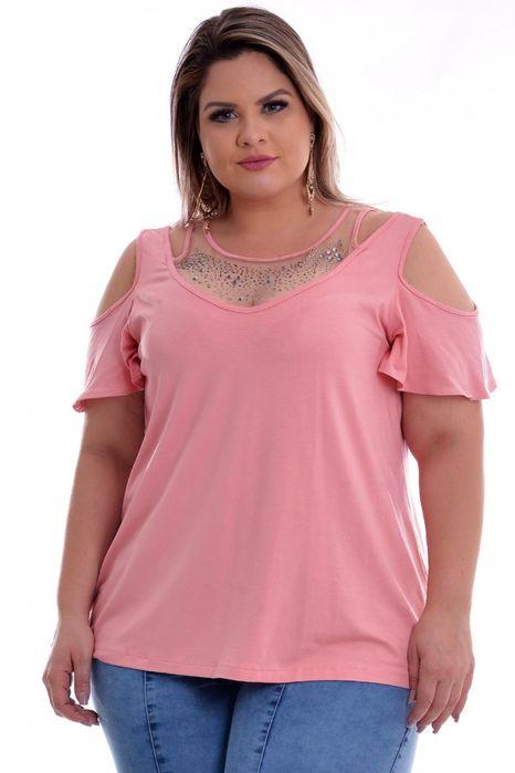 Blusa Plus Size Taemy