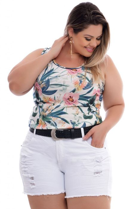 Short Plus Size Vivian