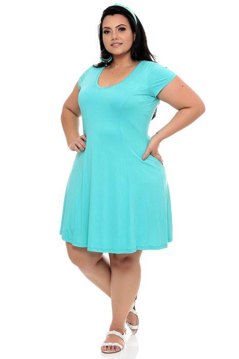 Vestido Plus Size Luigi