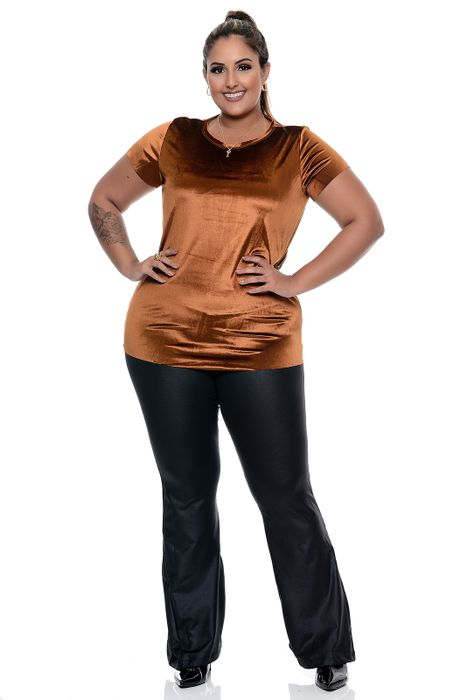 Blusa Plus Size Marrie